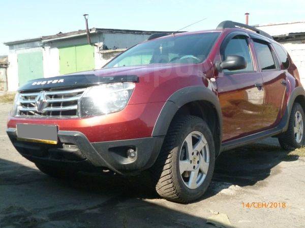 Renault Duster, 2012 год, 626 000 руб.