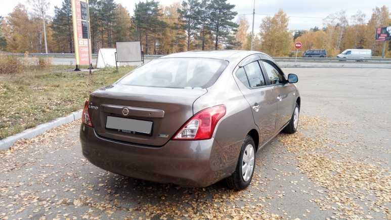 Nissan Latio, 2012 год, 485 000 руб.