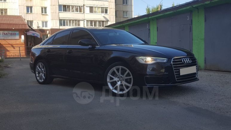 Audi A6, 2015 год, 1 329 000 руб.