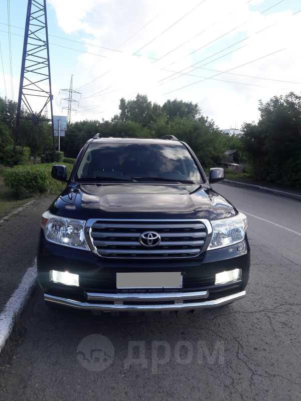 Toyota Land Cruiser, 2009 год, 1 699 000 руб.