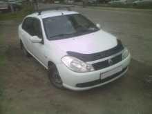 Renault Symbol, 2011 г., Новосибирск