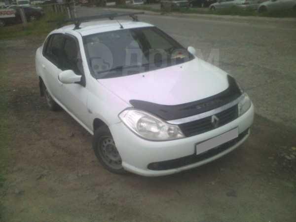 Renault Symbol, 2011 год, 210 000 руб.
