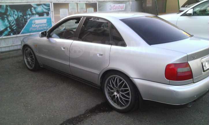 Audi A4, 1996 год, 160 000 руб.