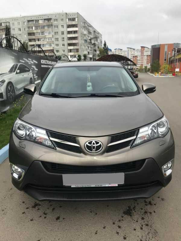 Toyota RAV4, 2014 год, 1 070 000 руб.