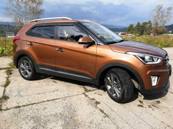 Hyundai Creta, 2017 год, 1 230 000 руб.