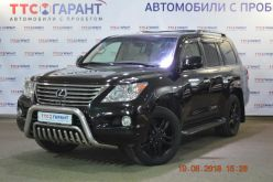 Уфа LX570 2011