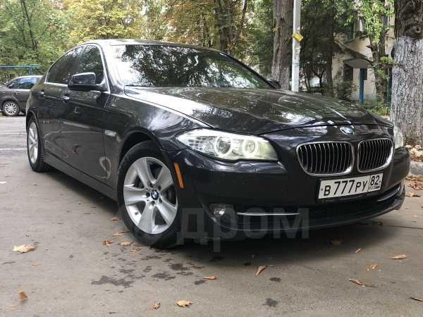 BMW 5-Series, 2012 год, 1 008 000 руб.