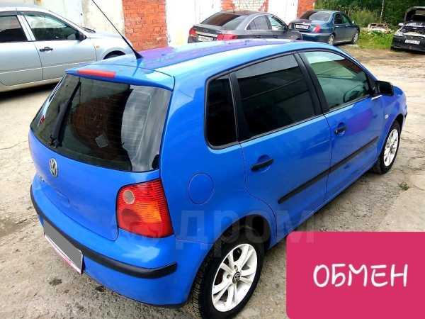 Volkswagen Polo, 2003 год, 200 000 руб.
