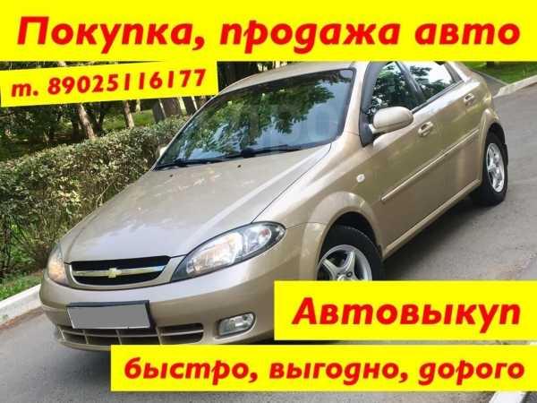 Chevrolet Lacetti, 2008 год, 358 000 руб.