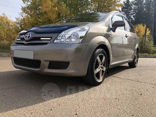 Toyota Corolla Verso, 2007 год, 550 000 руб.