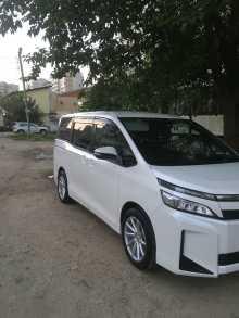 Краснодар Toyota Voxy 2017
