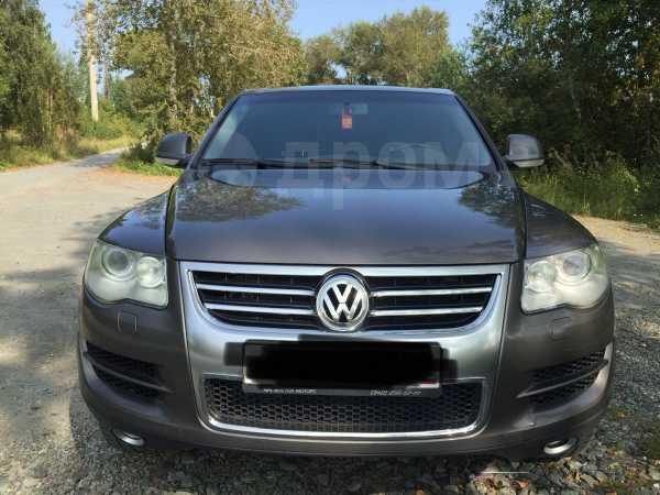 Volkswagen Touareg, 2007 год, 599 000 руб.