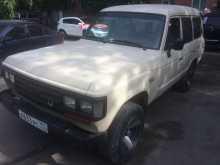 Кызыл Land Cruiser 1989