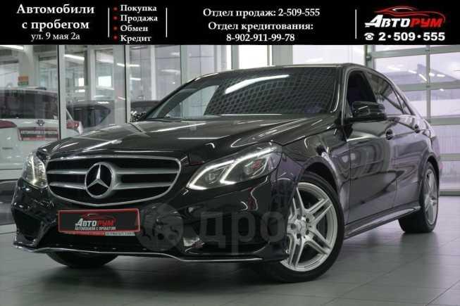 Mercedes-Benz E-Class, 2013 год, 1 597 000 руб.
