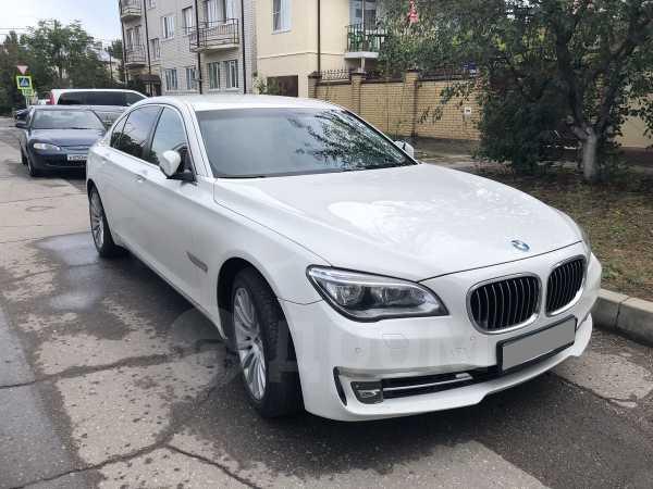 BMW 7-Series, 2012 год, 1 550 000 руб.