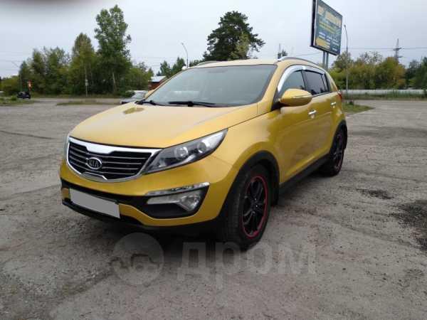 Kia Sportage, 2012 год, 967 000 руб.