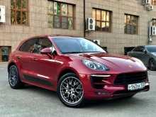 Краснодар Porsche Macan 2015