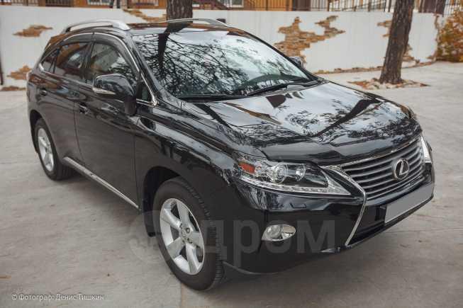 Lexus RX270, 2014 год, 2 000 000 руб.
