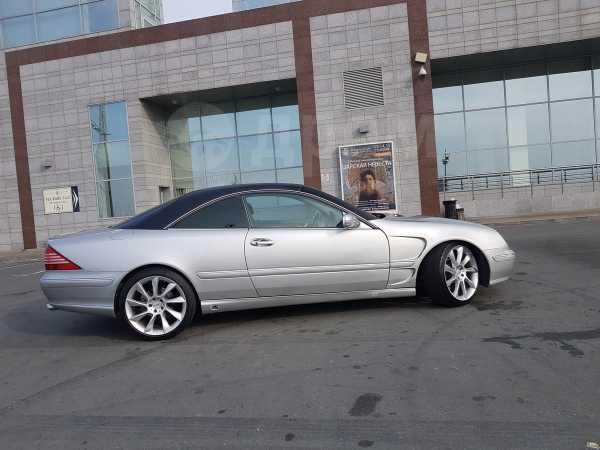 Mercedes-Benz CL-Class, 2001 год, 550 000 руб.