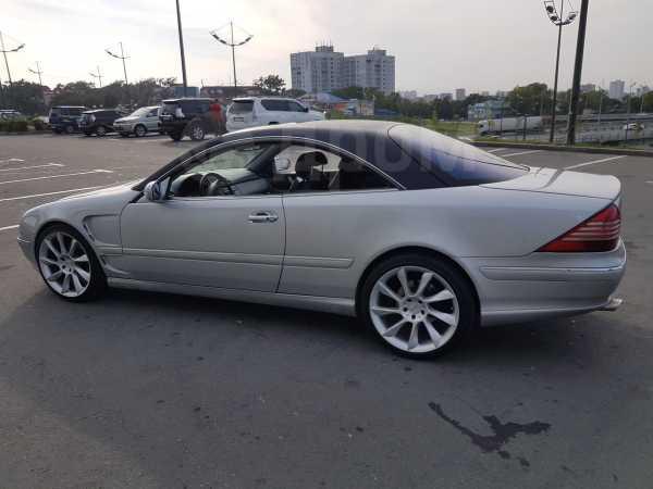 Mercedes-Benz CL-Class, 2001 год, 650 000 руб.