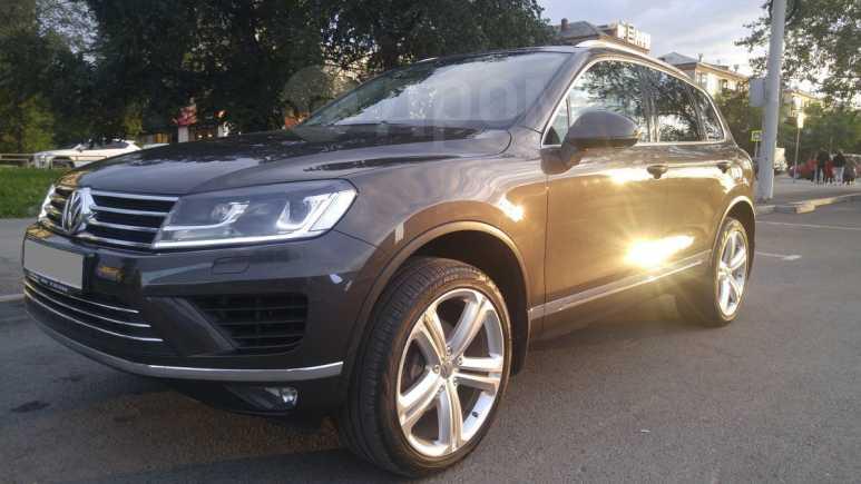 Volkswagen Touareg, 2015 год, 2 650 000 руб.