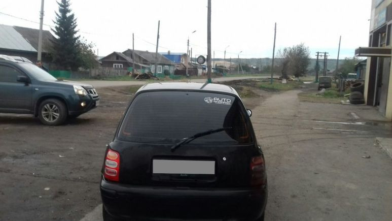 Nissan March, 1997 год, 97 000 руб.