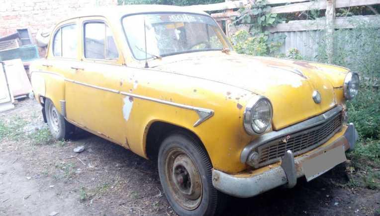 Москвич 407, 1961 год, 65 000 руб.