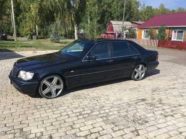 Mercedes-Benz S-Class, 1996 год, 750 000 руб.