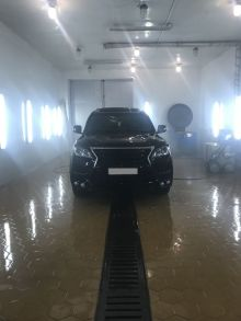 Магадан Lexus LX570 2014