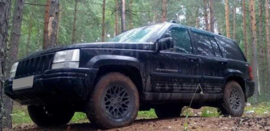 Jeep Grand Cherokee, 1998 год, 199 999 руб.