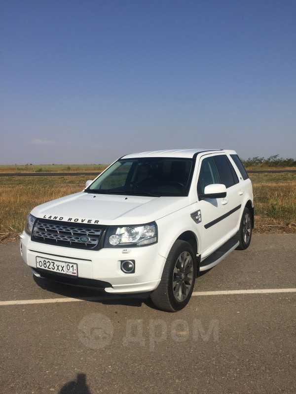 Land Rover Freelander, 2013 год, 1 290 000 руб.