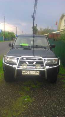 Могоча Patrol 2001