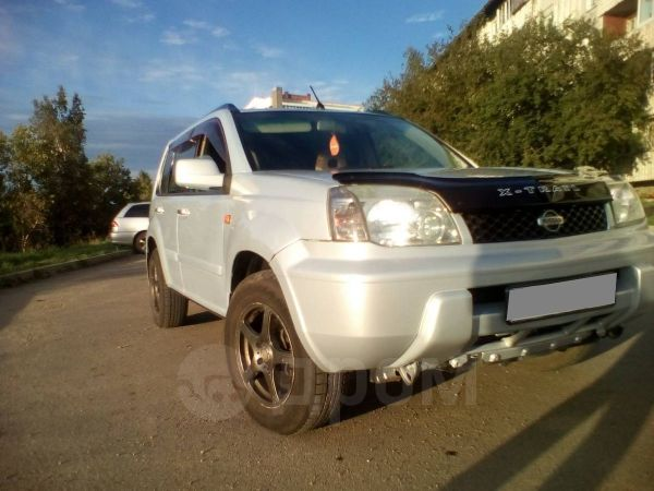 Nissan X-Trail, 2002 год, 418 000 руб.