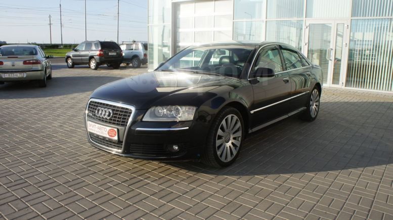 Audi A8, 2006 год, 575 000 руб.