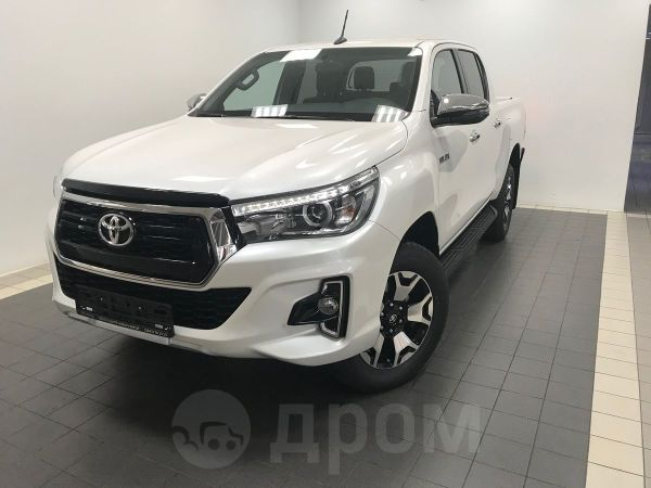 Toyota Hilux Pick Up, 2018 год, 2 807 000 руб.