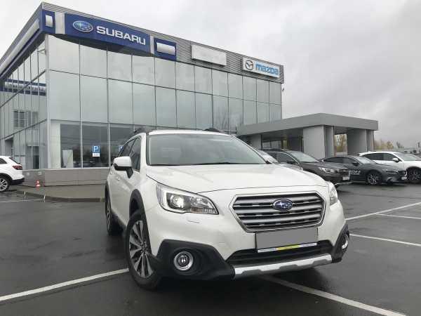 Subaru Outback, 2015 год, 1 850 000 руб.