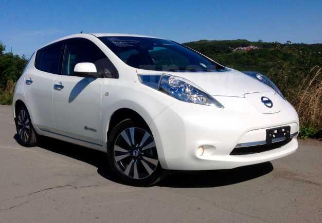 Nissan Leaf, 2013 год, 555 000 руб.