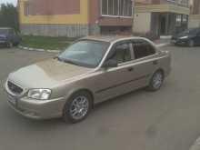 Hyundai Accent, 2004 г., Томск
