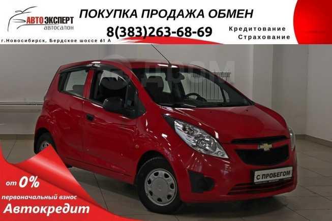 Chevrolet Spark, 2012 год, 309 000 руб.