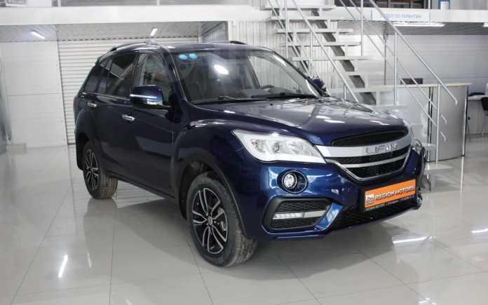 Lifan X60, 2018 год, 700 602 руб.