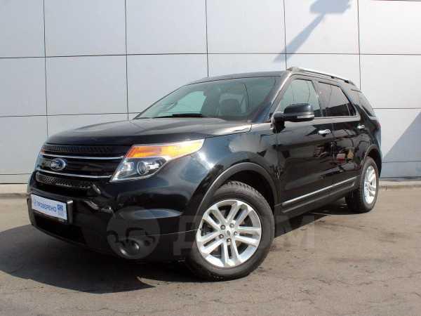 Ford Explorer, 2011 год, 956 000 руб.