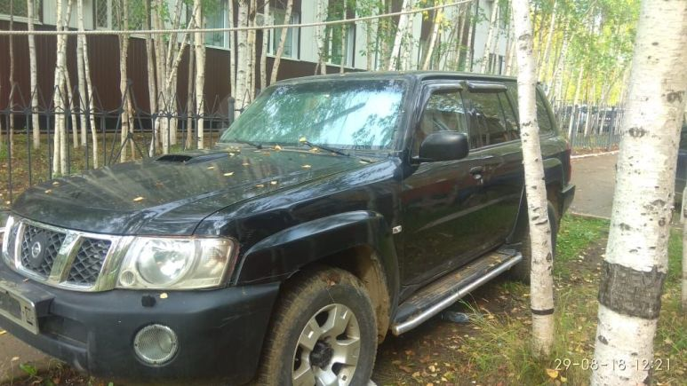 Nissan Patrol, 2004 год, 650 000 руб.