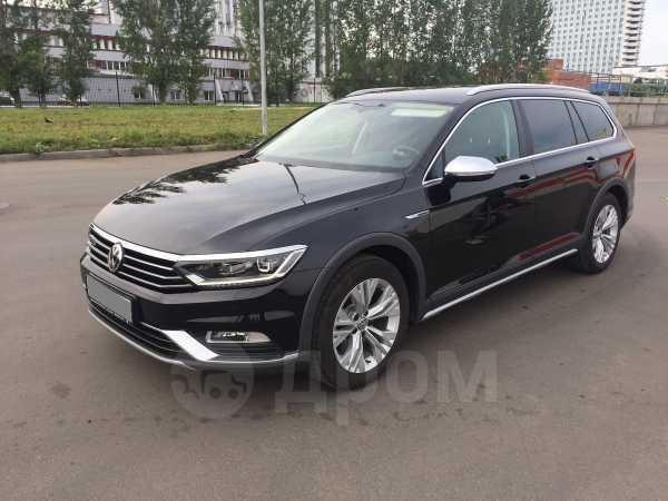 Volkswagen Passat, 2017 год, 2 140 000 руб.