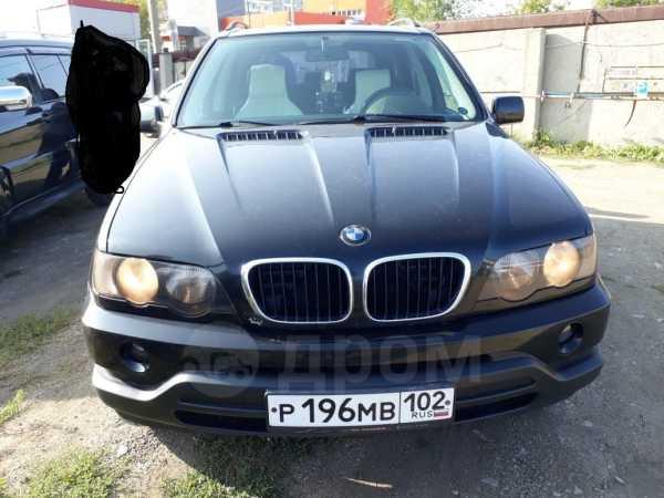 BMW X5, 2002 год, 650 000 руб.