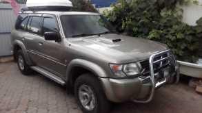 Орск Patrol 2002