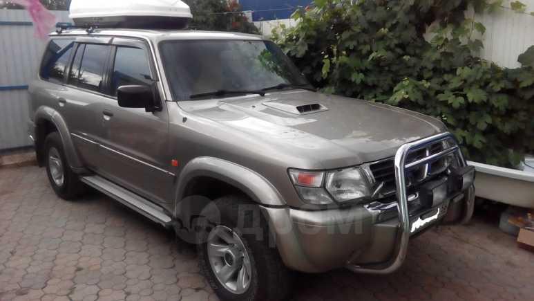 Nissan Patrol, 2002 год, 755 000 руб.
