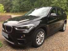 Красноярск BMW X1 2015