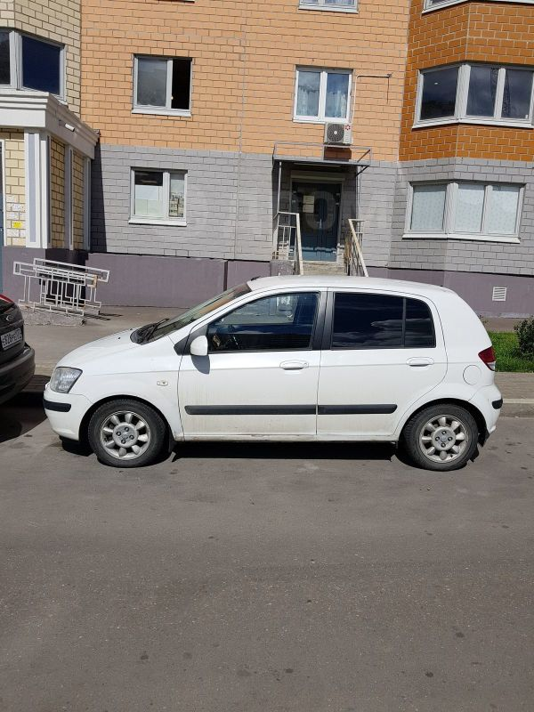 Hyundai Getz, 2005 год, 185 000 руб.