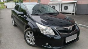 Татарск Avensis 2011