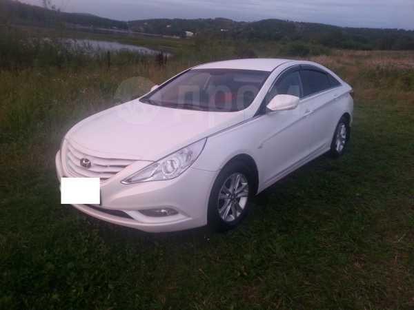Hyundai Sonata, 2010 год, 650 000 руб.